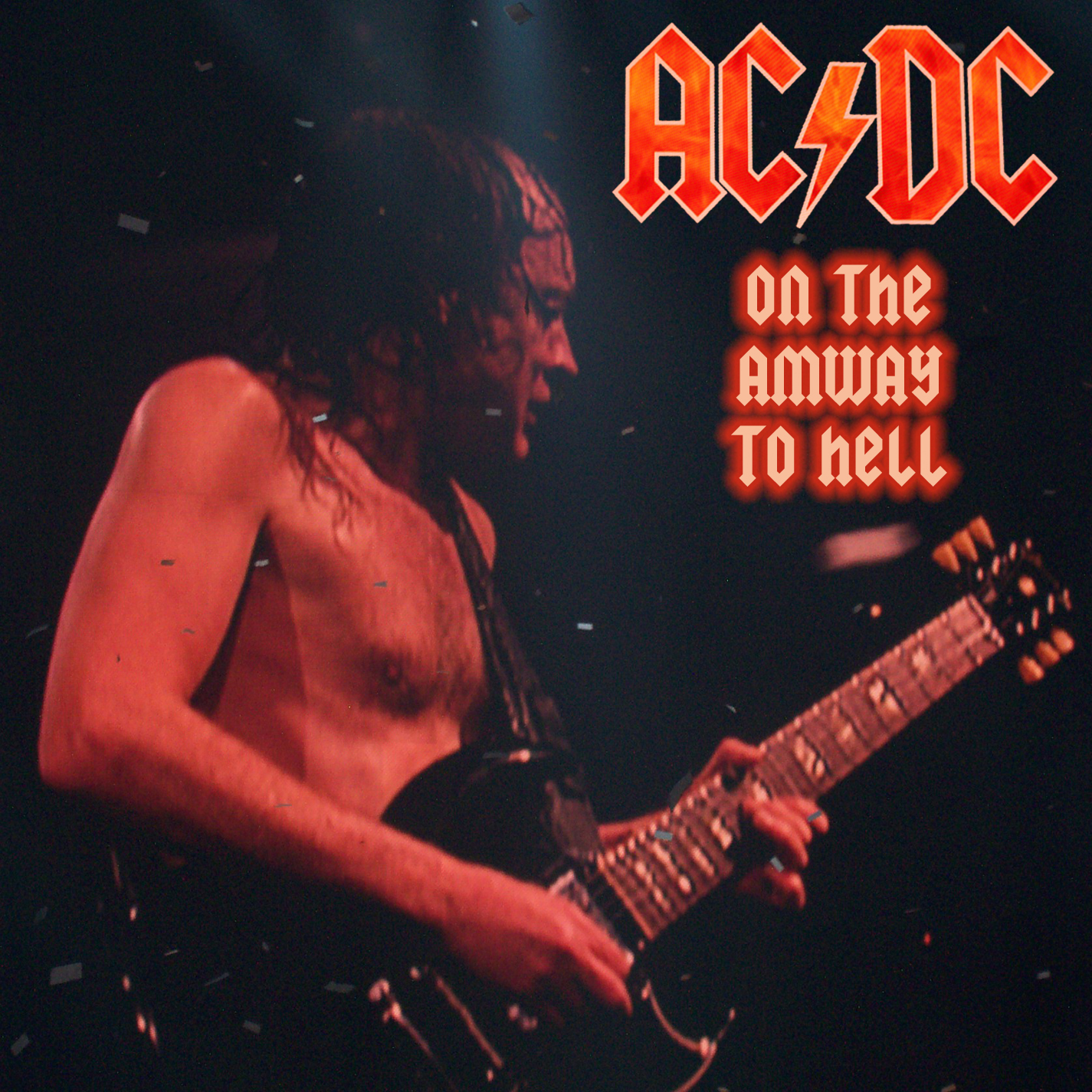 AC/DC - On The Amway To Hell
