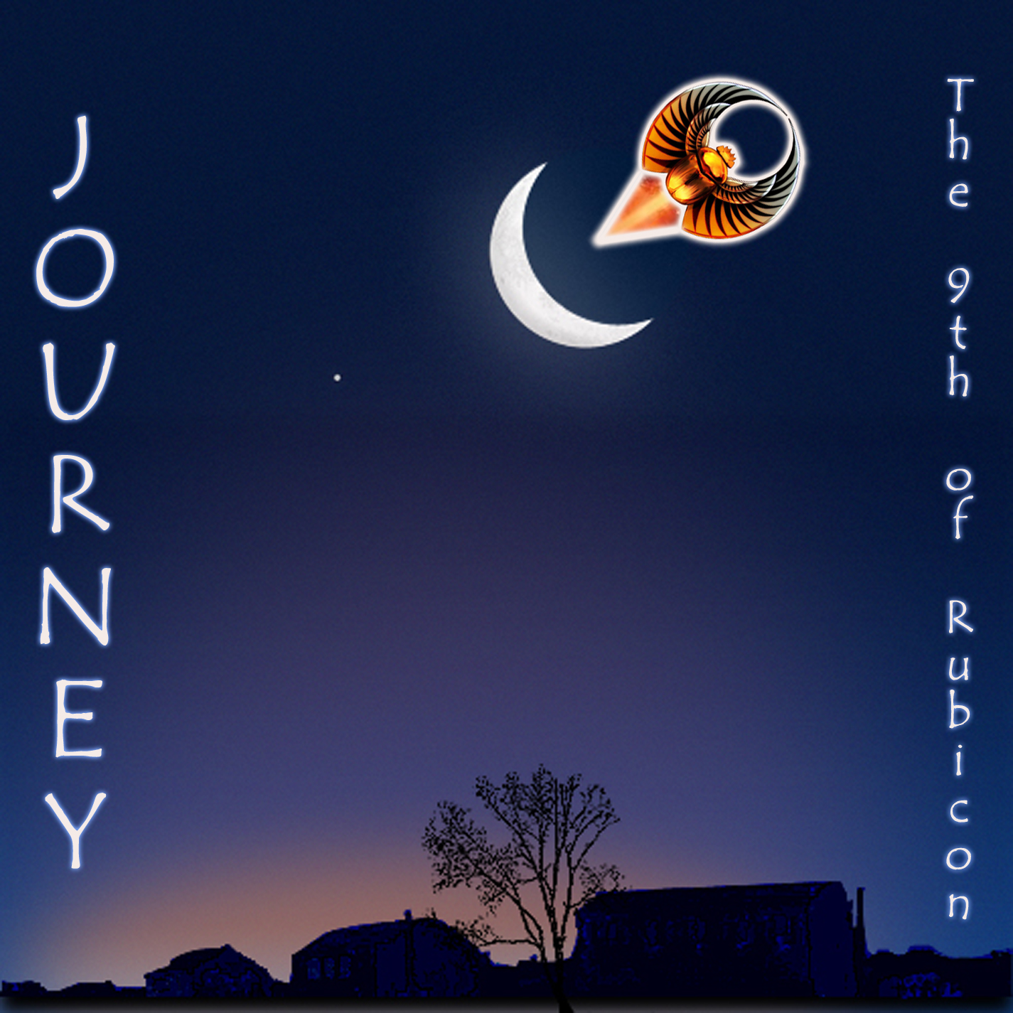 Journey - The 9th of Rubicon - Cover