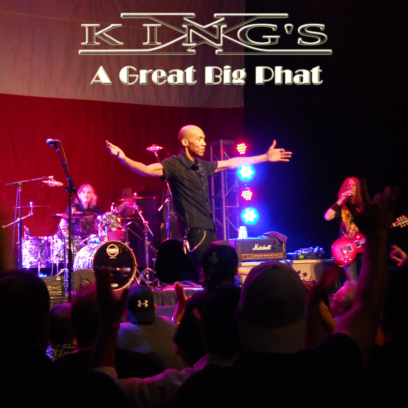 King's X - A Great Big Phat - Cover