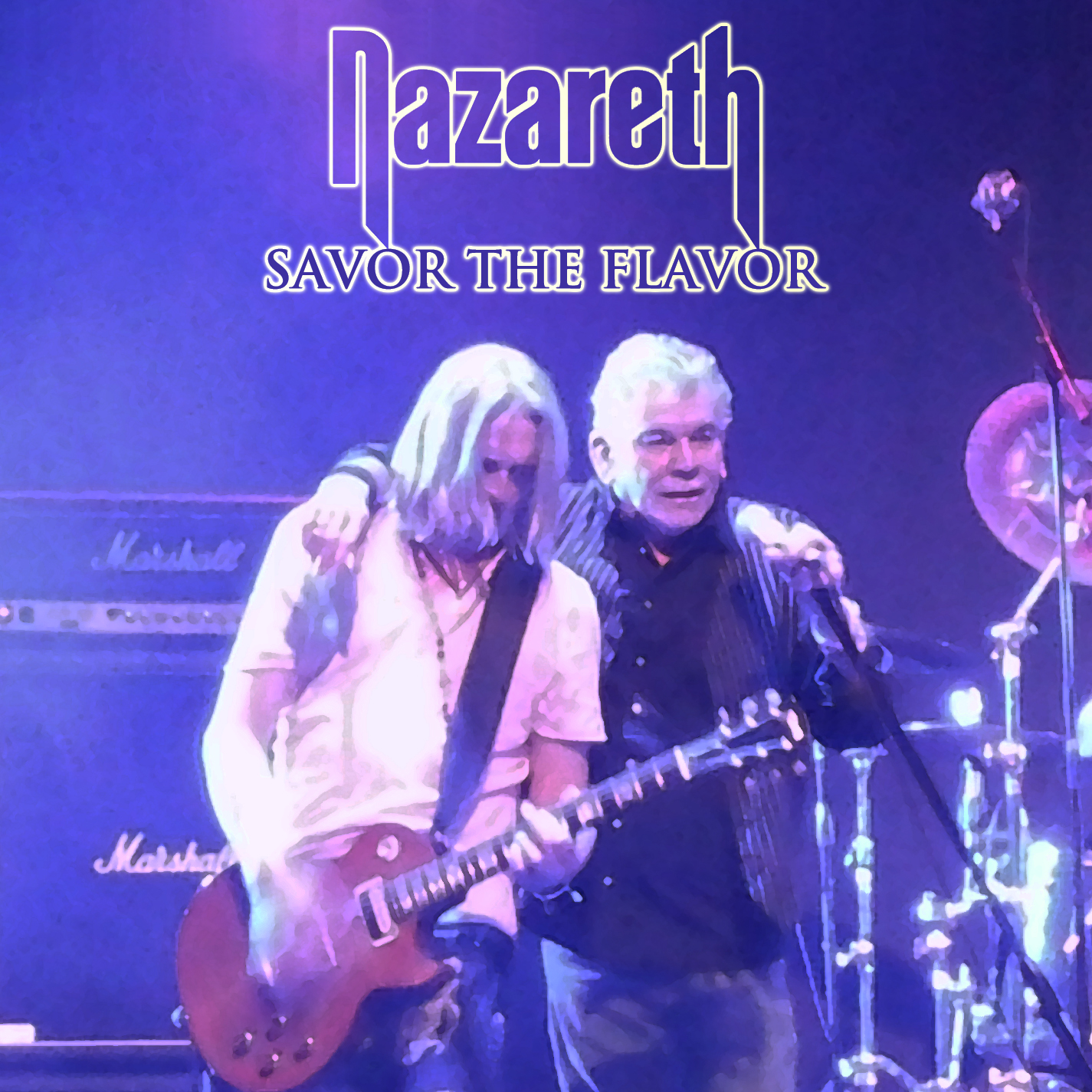 Nazareth - Savor The Flavor - Cover